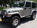 Foto Jeep Wrangler Sahara 4 x 4 2000