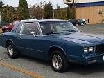 Foto Chevrolet Monte Carlo 1984