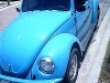 Foto Vocho azul barato