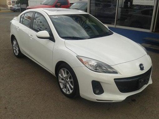 Foto Mazda 3 sedan gt