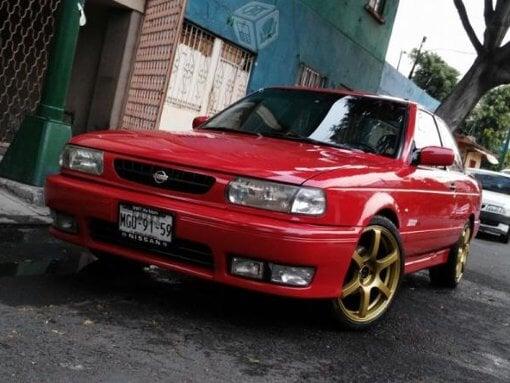 Foto Nissan Modelo Tsuru año 1996 en Benito jurez...