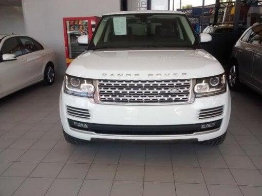Foto Land Rover Range Rover 2012 15480