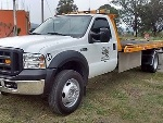 Foto Grua plataforma ford f-450 xl super duty 2005
