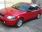 Foto Deportivo Civic Coupe 1998