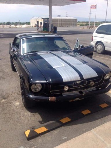 Foto Ford Mustang 1967 Clasico