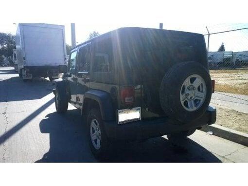 Foto Jeep wrangler en Tijuana