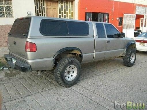 Foto 2001 Chevrolet S10, Aguascalientes,