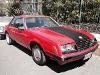 Foto Mustang hartop 8 cilindros