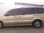 Foto Silhouette Oldsmobile Venture Minivan Equipada