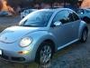 Foto Volkswagen Beetle Sedán Color Plata 2.5