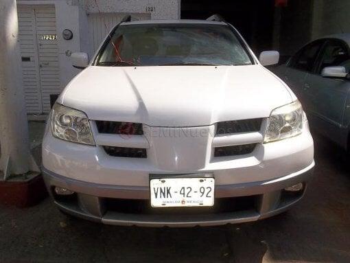 Foto Mitsubishi Outlander 2006 0