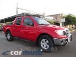 Foto Nissan Frontier 2011, Color Rojo, Sonora