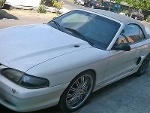 Foto Ford Mustang Descapotable 1994