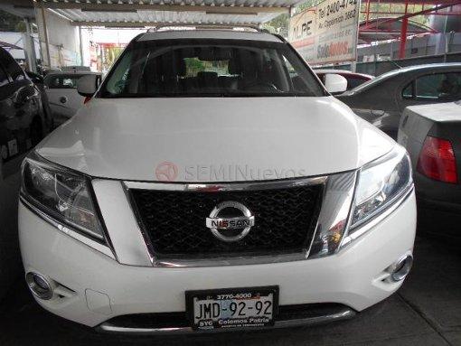 Foto Nissan Pathfinder 2013 75000