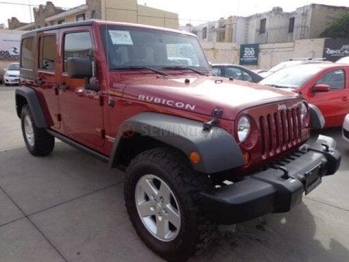 Foto Jeep Wrangler 2011 30000