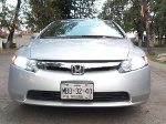 Foto Honda civic standar con rin 17 factura de...