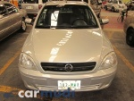 Foto Chevrolet Corsa 2005, color Plata, Estado de...