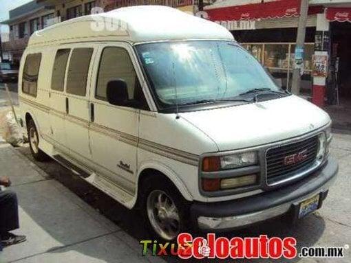 Foto GMC Savana 4p 1998 Van Savana Wagon