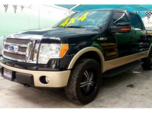Foto Ford Lobo Lariat 4X4 2010 Impecable