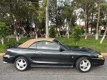 Foto Ford Mustang GT Convertible