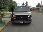 Foto Chevrolet Express Van Express Pasajeros Van D -07