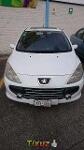 Foto Vendo Peugeot 307 sedan, 2008, Blanco, Mexico...