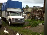 Foto Remato camioneta chevrolet heavy duty