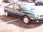 Foto Dodge Modelo Neon año 1997 en Azcapotzalco...