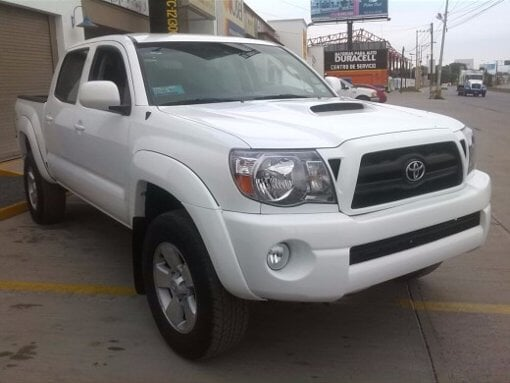 Foto Toyota tacoma 2011