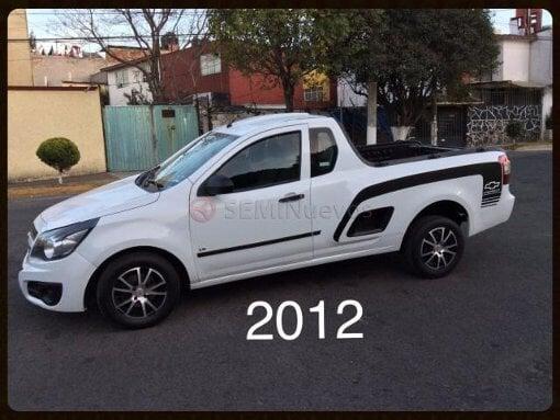 Foto Chevrolet Tornado Pick Up 2012 80000