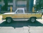 Foto Dodge D250 Pick Up 1989 45900