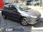 Foto Peugeot 206, Color Plata / Gris, 2008, Estado...
