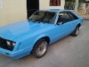 Foto Mustang hatchback 79 6cil automatico