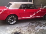 Foto Auto Ford MUSTANG 1965
