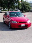 Foto Honda Civic Sir 2000
