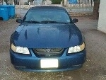 Foto Ford Coupe Cupé 1999