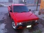 Foto Nissan Pick-Up 1988 automática 4 cilindros