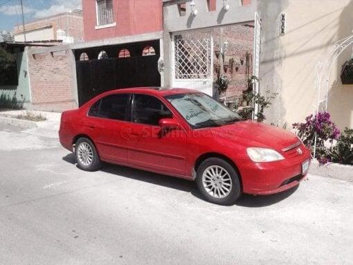Foto Honda Civic Sedan 2003 156000