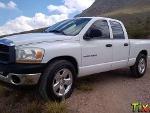 Foto Dodge ram 2006 doble cabilna 4 puertas 6 cil