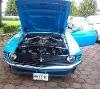 Foto Ford Mustang Sedan 1970 DE COLECION