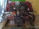 Foto Motor de vocho bocho 1981