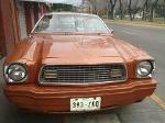 Foto Mustang modificado