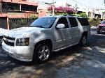 Foto Chevrolet Suburban D 5p aut piel a/ DVD q/c
