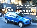 Foto Ford ecosport 2015 automatica, nueva son roda