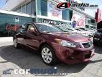 Foto Honda Accord, Color Rojo, 2010, Estado De México
