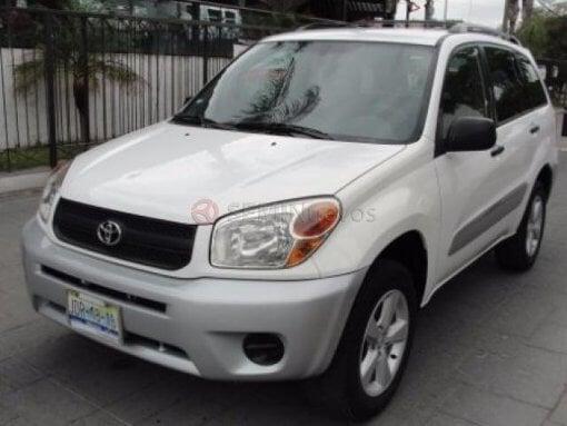 Foto Toyota RAV4 2005 126000