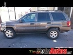 Foto Jeep grand cherokee 1999 laredo 4x4 limited