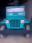Foto Jeep willys version cj3a para terminar de restaur