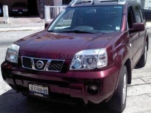 Foto Nissan X-Trail 2005 163000