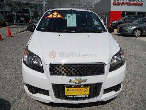 Foto Chevrolet Aveo 2014 91088